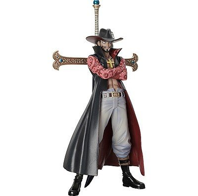 One Piece DX Figure THE GRANDLINE MEN vol.3 Mihawk single item (japan import)