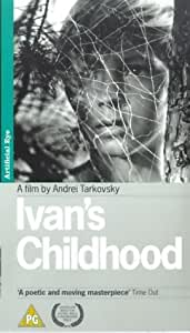 Ivan's Childhood [VHS]