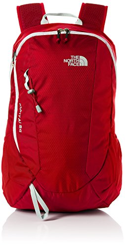 The North Face T92ZDL3TY. OS Mochila, Unisex Adulto, Kuhtai 24 Ragered/Hgrsgry, Talla Única