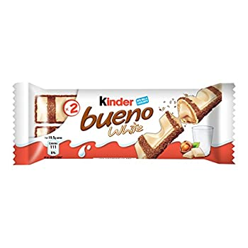 Kinder Bueno T2 White Pack...
