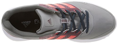 adidas - Duramo 7 Atr, Scarpe da corsa Donna Grigio (Gris (Grey/Maroon/Flash Red))