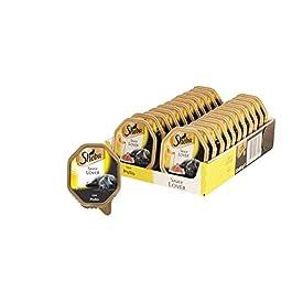 Sheba Sauce Lover, Cibo per Gatto 85 g – 22 Vaschette