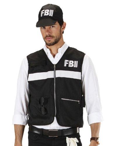 Imagen de widmann 7587s  disfraz de policía para hombre talla xl