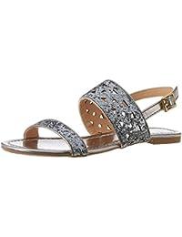Carlton London Women's Sancia Fashion Sandals
