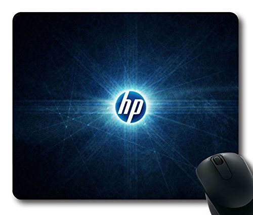 Custom super mouse pad with HP logo Abstract non-slip neoprene rubber standard size 22,9cm (220mm) x 17,8cm (180MM) x 1/20,3cm (3mm) desktop Mousepad laptop mouse Pads comfortable computer mouse Mat