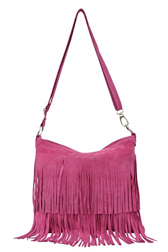 AMBRA Moda - Sacchetto Donna Pink