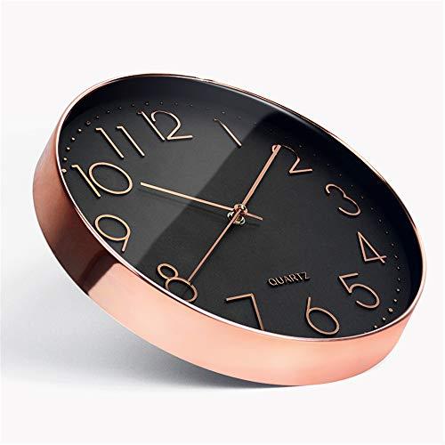 Comeyang Reloj Pared Creativo extraíble decoración