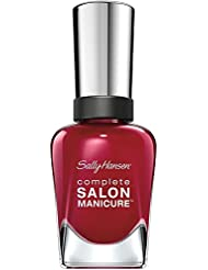 Sally Hansen Complete Salon Manicure, Farbe Red-Handed (575), 1er Pack (1 x 15 ml)