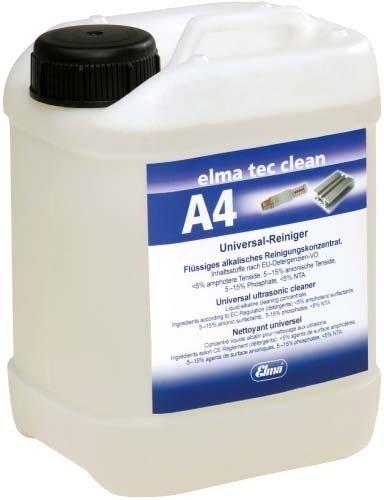 Preisvergleich Produktbild Reinigungsmittel Elma Tec Clean A4 V=10 Liter Kanister