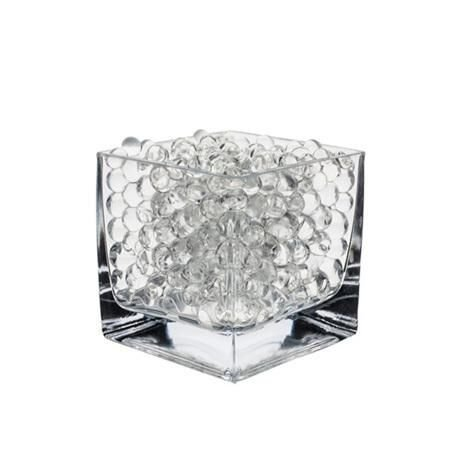 Gel Soil Perlas agua transparentes flores gel orgánico