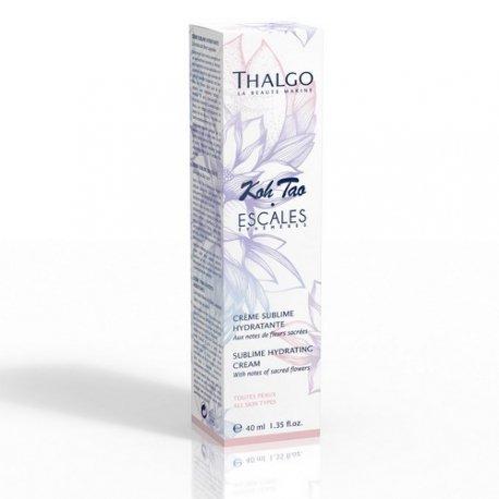 Crème sublime hydratante Thalgo 40ml