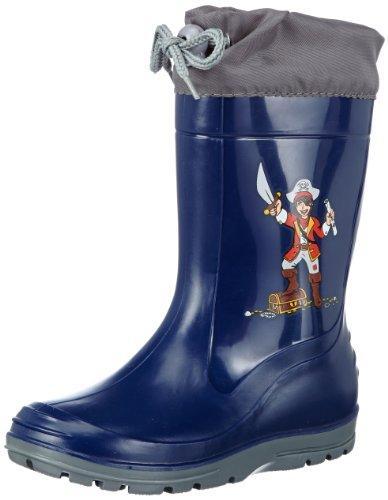 Beck Pirat dunkelblau 491, Jungen Stiefel, blau, EU 32
