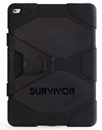 Griffin Survivor All Terrain Schutzhülle Case mit Integriertem Ständer für Apple iPad Pro 12.9