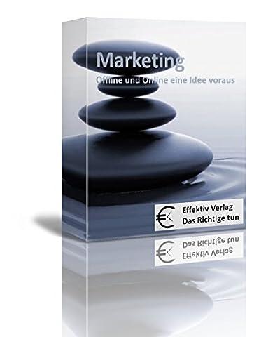 Marketing - Steine Offline und online