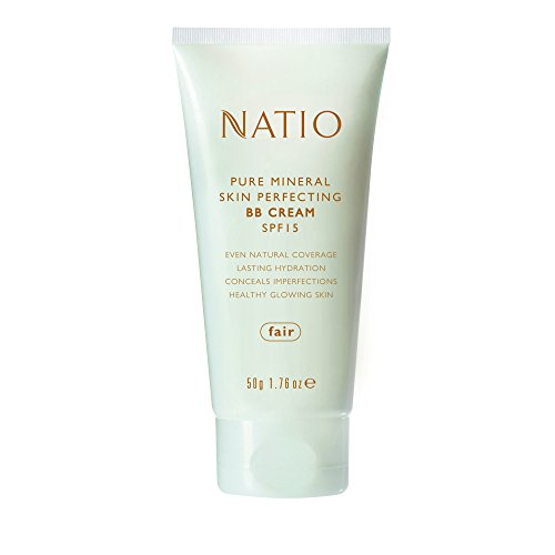 Natio Pure Mineral Skin Perfecting BB Cream SPF 15 Fair, 50g