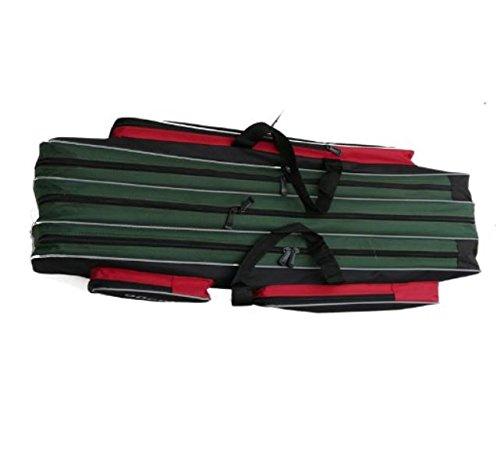 Angeltasche Rutentasche Angelkoffer 90cm Tasche von KANANA