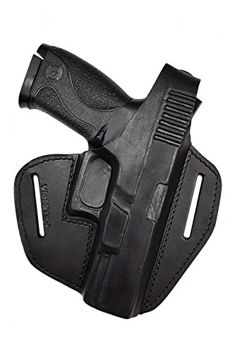 100% Leder Holster für Smith & Wesson MP9 / MP40 / Pro