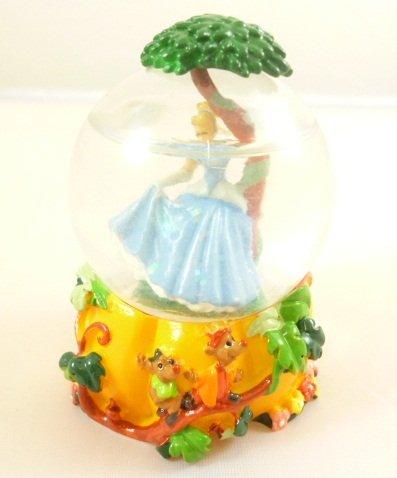 6.5cm Disney Cinderella Snow Globe Beautiful Decoration (MI21) [Toy]