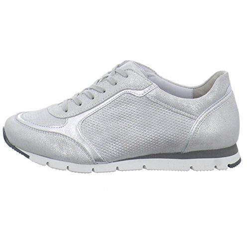 Semler Damen Rosa Sneakers Hell-Grau