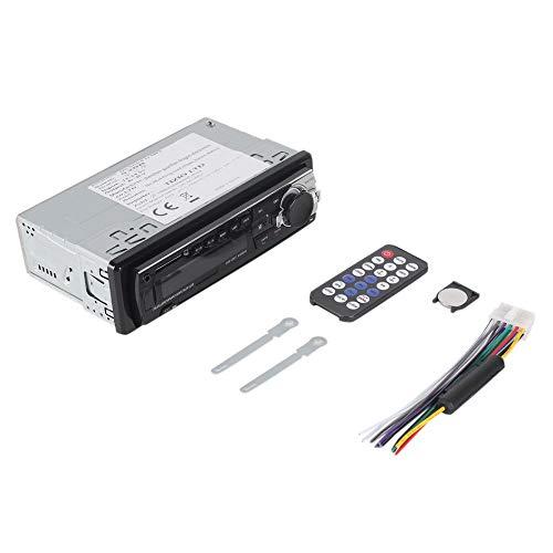 Matthew00Felix JSD-520 Car Radio Music Player Phone MP3 Remote Control 12V Car