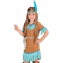 Indian Girl - enfants Costume de déguisement