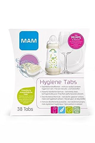 MAM Hygiene Tabs, 1er Pack (1 x 760 g)