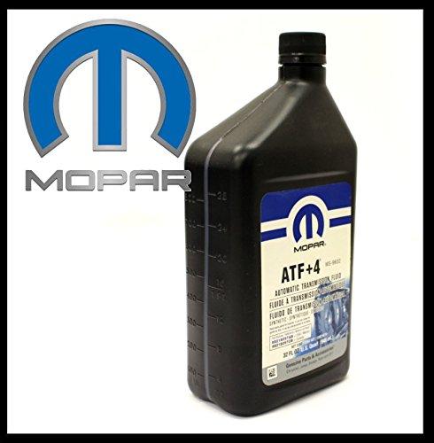 Original Mopar Olio di trasmissione per cambio automatico ATF + 4, contenuto: 946m