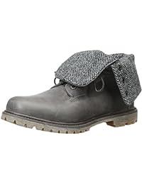 Timberland A117G - Botas para mujer Gris gris
