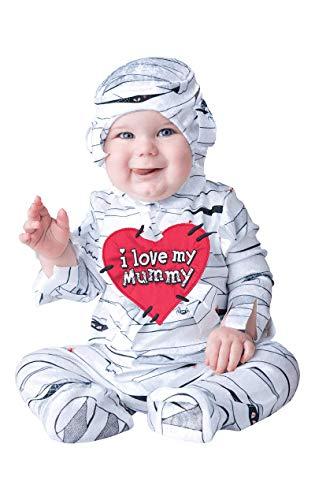 �ße Halloween Mama Kostüm Baby (0-6 Months) ()