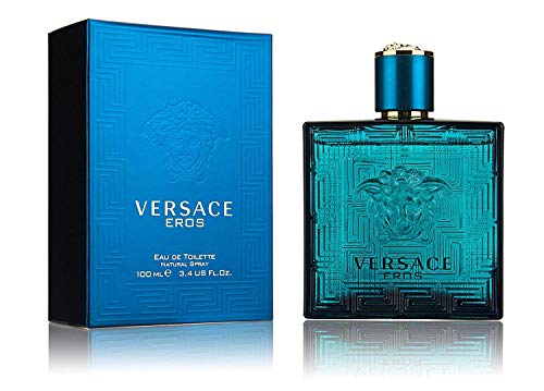 GIANNI VERSACE Versace Eros EDT Vapo 100 ml -