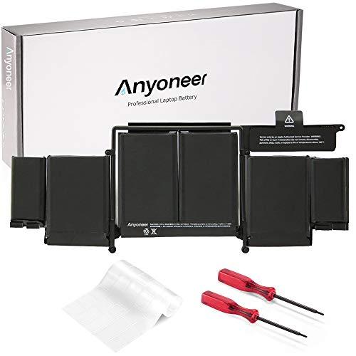Anyoneer A1493/A1582 Ultra Hochleistung Neuer Akku für MacBook Pro 13