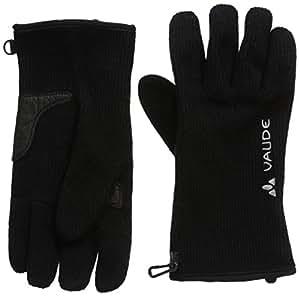 VAUDE Handschuhe Rhonen Gloves, Black, 6, 03416