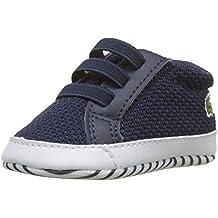 5181d59a903 Lacoste L.12.12 Crib 318 1 Cab Chaussures de Naissance Mixte bébé