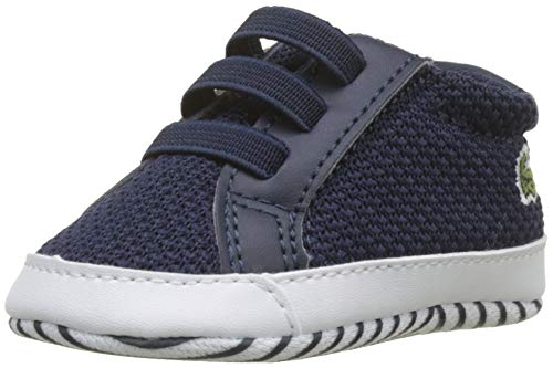 e3b04f0c0 Lacoste Unisex Babies  L.12.12 Crib 318 1 Cab Birth Shoes