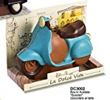 De Chocolaterie Vespa de Creación de Caja de Regalo en Chocolate Con Leche - 1 x 160 gramos