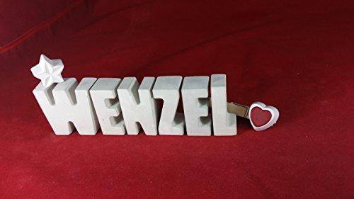beton-steinguss-buchstaben-3d-deko-namen-wenzel-als-geschenk-verpackt