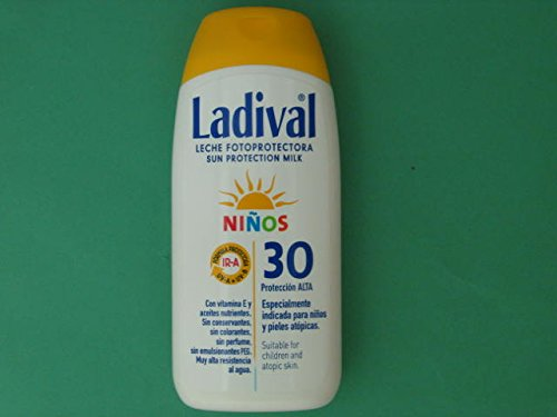 LADIVAL NIÃ'OS F30 LECHE 200 ML