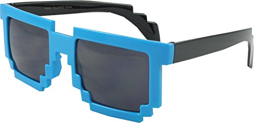 Revive Eyewear Herren Sonnenbrille Blau blau