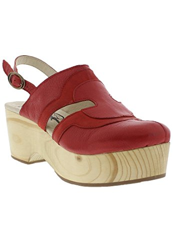 FLY LONDON GUEL646FLY mousse/cupido Rot