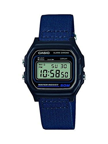 Casio Collection Unisex-Armbanduhr W-59B-2AVEF