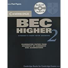 Cambridge BEC Higher 2 Self Study Pack: Examination Papers from University of Cambridge ESOL Examinations: Level 2 (BEC Practice Tests)