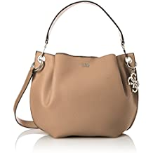 13783f1781 Guess Digital Hobo, Borsa a Secchiello Donna, 41x28.5x16 cm (W x