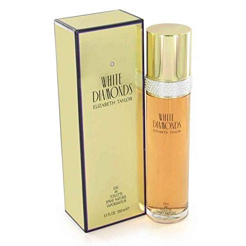 Elizabeth Taylor White Diamonds 100 ml Eau De Toilette Spray, 1er Pack (1 x 100 ml)
