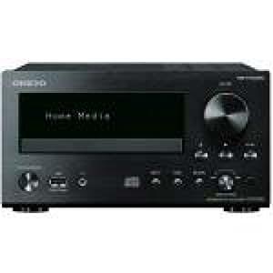 Onkyo CR-N755 Network Mini Hi-Fi System - Black
