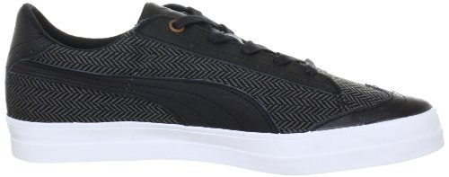 Puma Westdale Lodge 353706 Herren Sportive Sneakers Schwarz (black-steel gray 03)