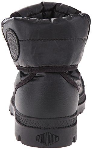 Palladium Womens Pallabrouse Baggy Explorer Textile Boots Schwarz