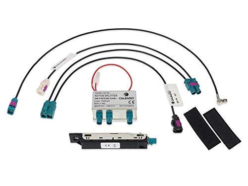 Alpine Anschlußadapter Antenne, USB, HDMI etc. - KIT-MH01