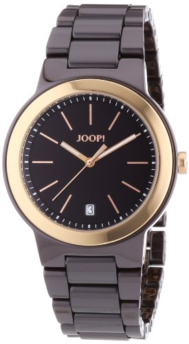 Joop Damen-Armbanduhr Analog Quarz Keramik JP100882F05