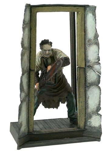 "Image of Movie Maniacs Series 7 6"" Texas Chainsaw Massacre Leatherface Figure"