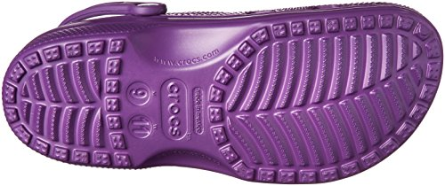 Crocs Cayman , Damen Clogs/Pantoletten Violett (Amethyst)